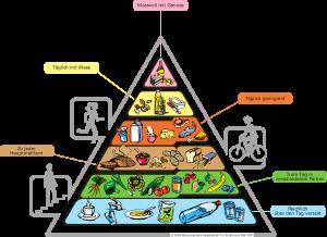 piramide alimentos